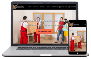 Aardvark Moving - Website Client