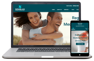 Douglas Primary Care Center - Website Client
