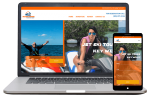 Island Safari Tours - Website Client