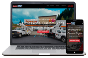 Jacob Signs - Website Client