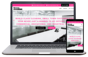 Norma's Cleaning - Website Client