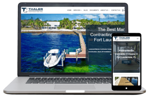 Thaler Contracting - Website Client