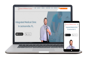 Baymeadows & Injury Wellness - Website Client